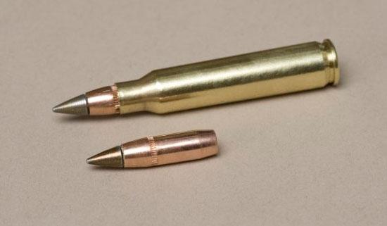Патрон M80A1 7.62x51 mm