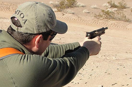Компания Armscor готовится представить новый революционный пистолет