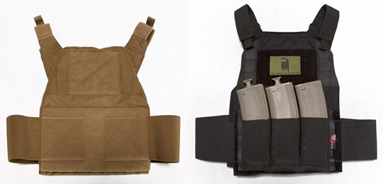 Deliberate Dynamics Gen 2 Plate Carrier