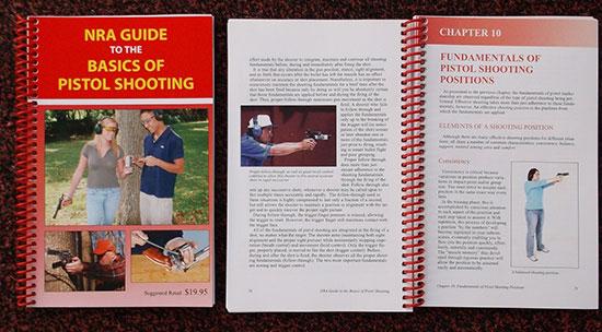NRA Basic Pistol Handbook
