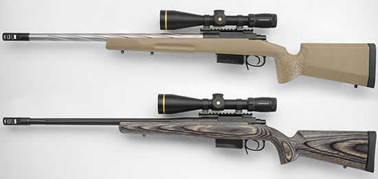 Colt M2012 Bolt Action Rifle Models