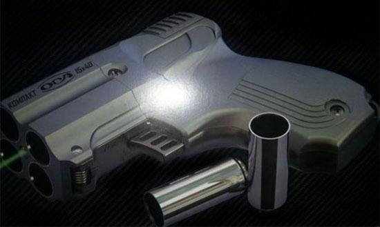 Бесствольное огнестрельное оружие ограниченного поражения «Оса»
