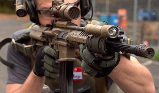 Стрелковые перчатки PIG FDT-Alpha Glove
