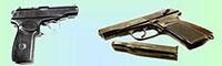 Пистолеты Концерна «Калашников» представлены на демонстрационных стрельбах на Russia Arms Expo 2013