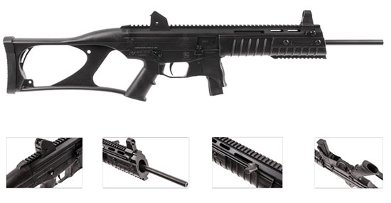 Taurus CT9/CT40 Carbine Platform