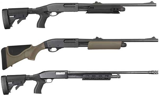 ATI 20 Gauge Shotgun Forends