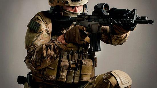 D3 Combat Uniform