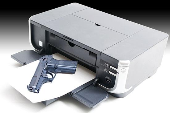 В Филадельфии запретили «печатать» оружие