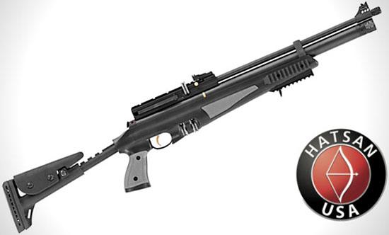 HatsanUSA AT44-10 TACT Airgun
