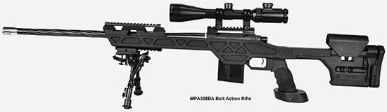 MPA 308BA Rifle