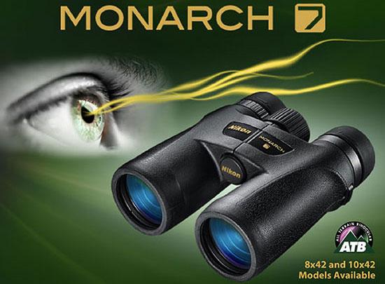 Nikon Compact MONARCH 7 Binoculars