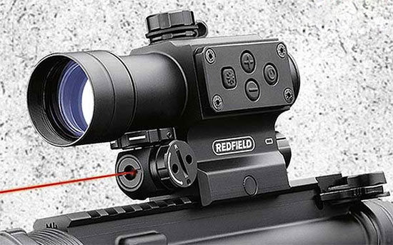 Redfield CounterStrike Optics