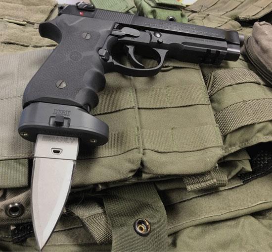 Штык-нож от Manly Innovations