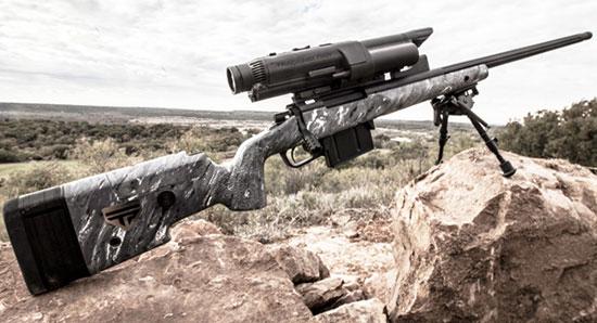TrackingPoint XS4 338 Lapua Magnum Smart Rifle