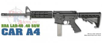карабин AR-15 под патрон .40 S&W