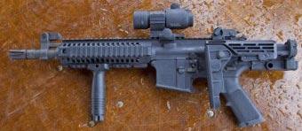 винтовка Colt SCW