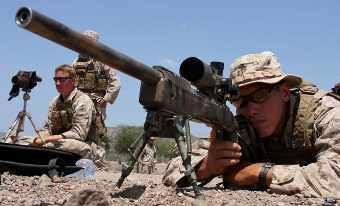 Снайперская винтовка M40