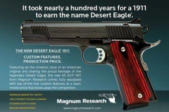 Desert Eagle 1911
