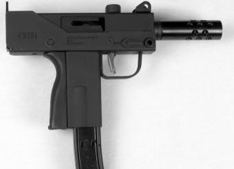пистолет-пулемет MPA22-T Pistol