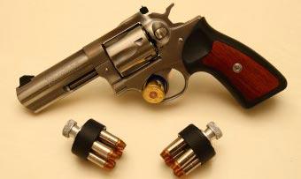 револьвер Strom Ruger GP-100