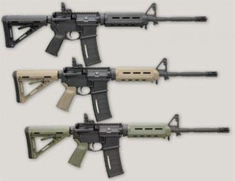 карабин Bushmaster MOE