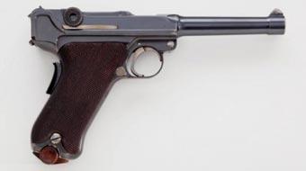 Georg Luger Model 1907 U.S. Test Trials .45 ACP № 2