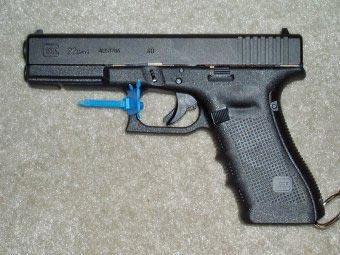 Glock 22 Gen4 четвертого поколения