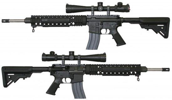 ArmaLite M-15TBN