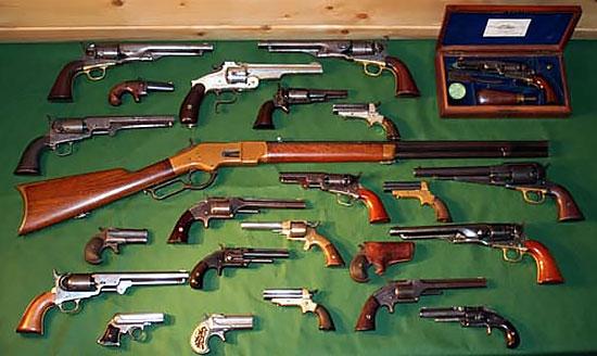 Антикварное оружие