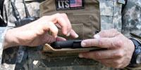 Фаблеты Samsung стали частью экипировки солдат Армии США