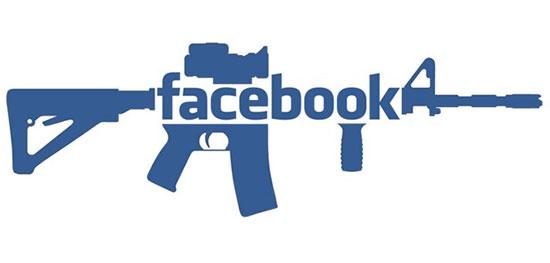 Facebook ужесточает правила рекламы огнестрельного оружия
