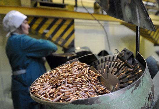 В Казахстане появится патронный завод