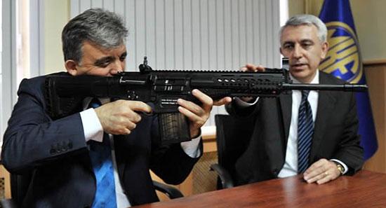 Турция вооружится новым автоматом