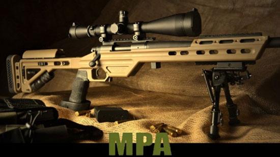 Магазинные винтовки MasterPiece Arms калибром 6 и 6,5 мм