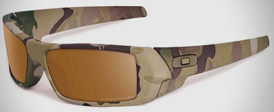 Защитные очки Oakley в расцветке MultiCam