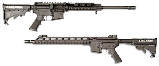 StagArms Model 9 и Model 9T