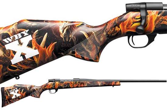 Weatherby WBY-X Series 2 Blaze Rifle