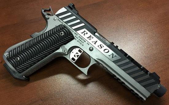 пистолет Reason («Аргумент»)
