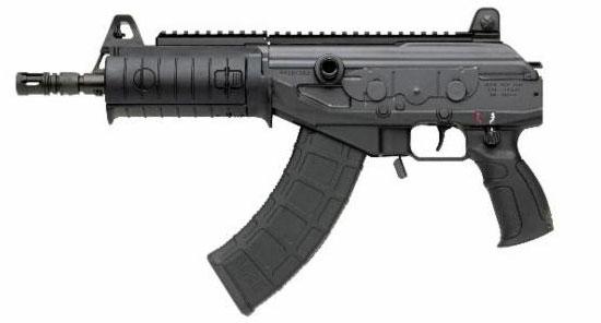 пистолет-пулемет IWI US Galil ACE