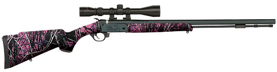 Traditions Performance Firearms Introduces Lady Whitetail Rifle
