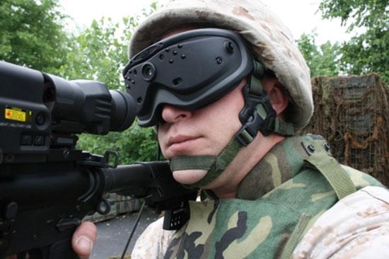 Приборы ночного видения превратят в умные очки