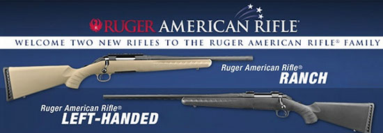 Ruger American Rifle Bolt-Action