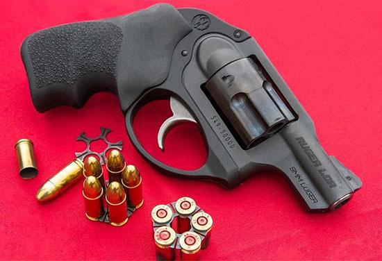 Ruger LCR 9 mm