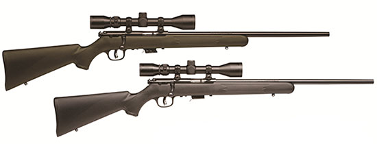 Savage Arms Rimfire Rifle Packages