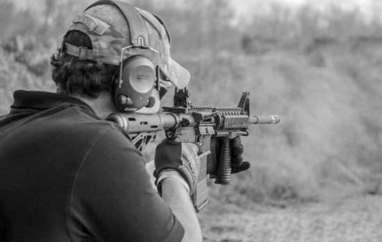 тест винтовки BR4 Spartan