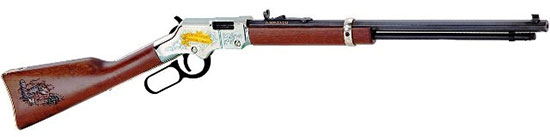 High Caliber American Farmer Tribute Rifle