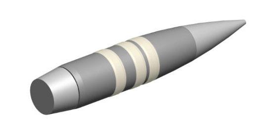 В США испытаны опытные образцы пули, способной менять направление полета после выстрела