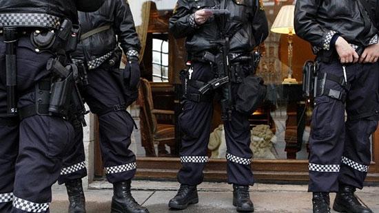 Полиции Норвегии теперь разрешат носить оружие