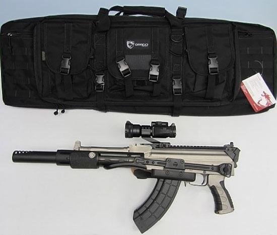 Par-1 Pump AK47
