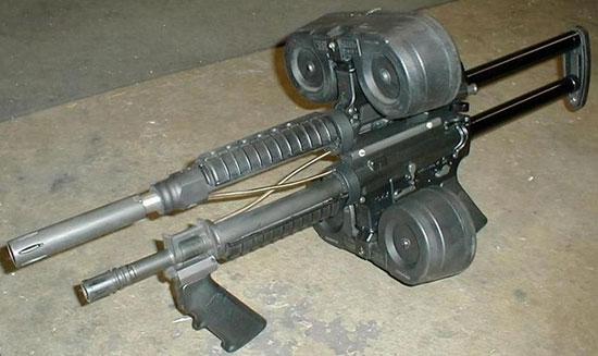 Siamese M16